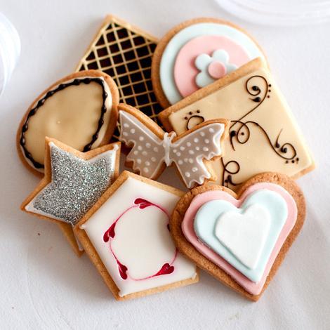 Foto galletas de boda