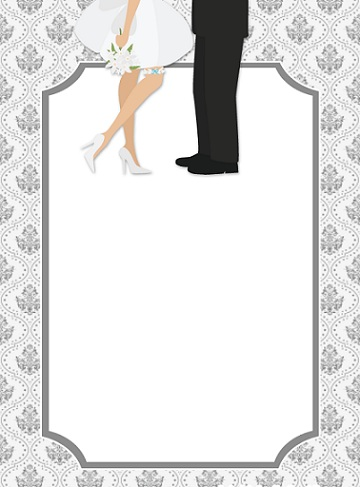 couples chower invitation