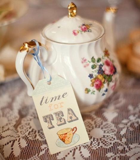 Fiesta del té