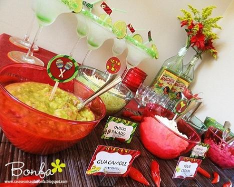 fiesta mexiana decoracion