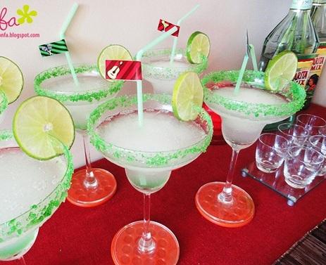 fiesta mexicana mojitos