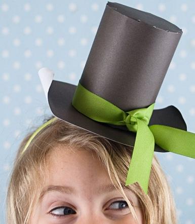 fiesta sombreros chistera