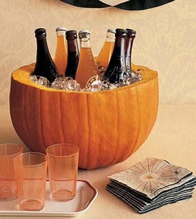ideas fiesta halloween refrescos