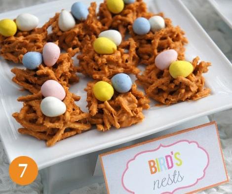 ideas fiesta pascua huevos