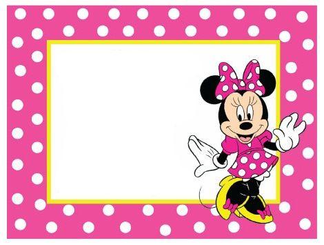 Invitaciones Disney