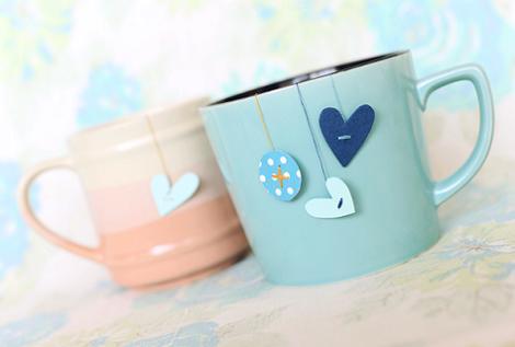 Personalizar bolsitas del té