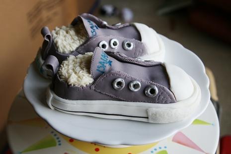 Tarta Converse