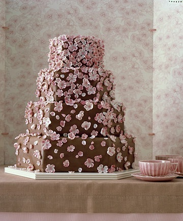 tartas boda originales chocolate