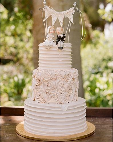 tartas boda originales