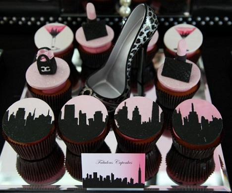 fiesta sexo en nueva york cupcakes