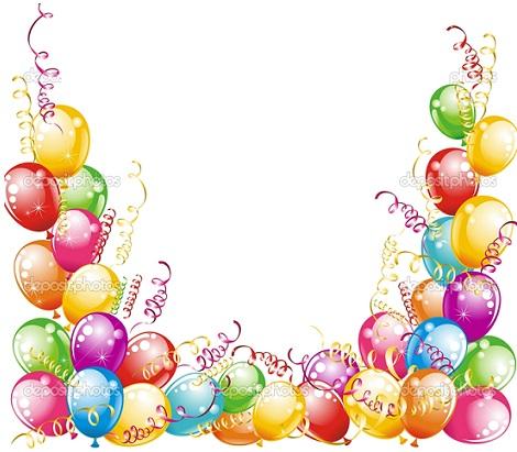 invitaciones cumpleaños imprimir gratis globos