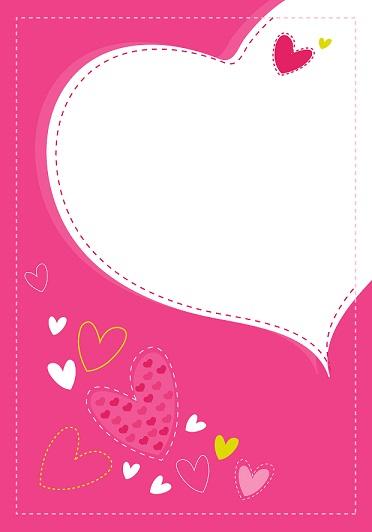 tarjetas dia de la madre imprimir rosa
