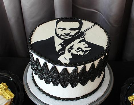 Tarta James Bond