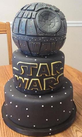 tartas cumpleaños originales star wars
