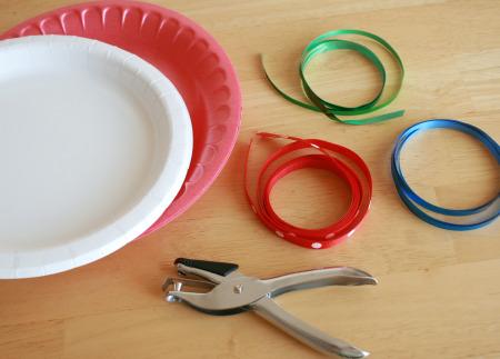 como decorar platos cumpleanos instrumentos