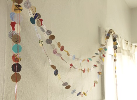 decoracion reciclaje fiestas