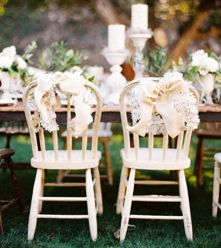 decoracion sillas eventos