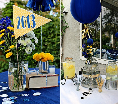 ideas fiesta graduacion decoracion