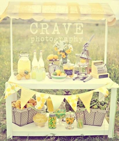fiestas tematicas verano limonada