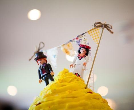 ideas boda rustica perfecta tarta