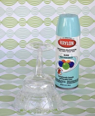 recicla copas viejas pintura