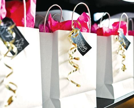 bolsitas de regalo para los invitados