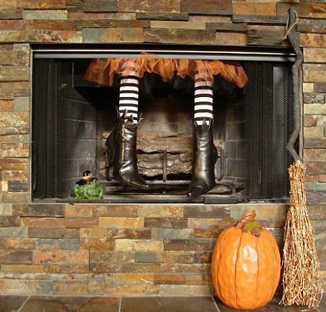 ideas deocracion halloween casera burja