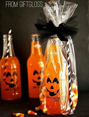 ideas originales para halloween 2013 refrescos