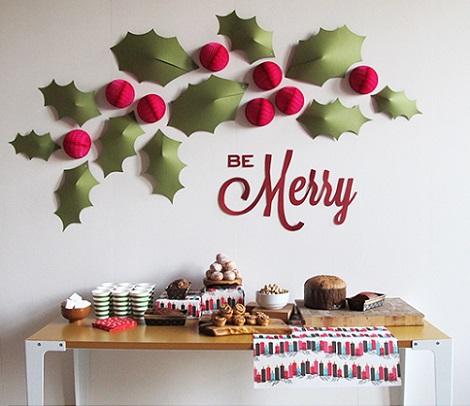 decoracion para navidad casera