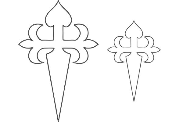 plantilla-cruz-de-santiago